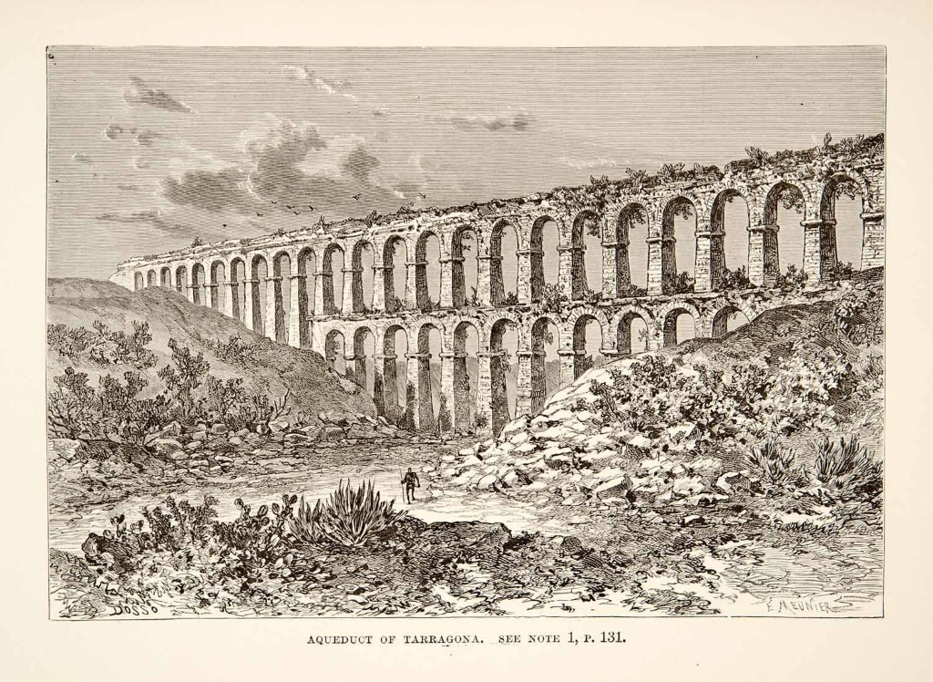 Resultado de imagen de puente del diablo tarragona